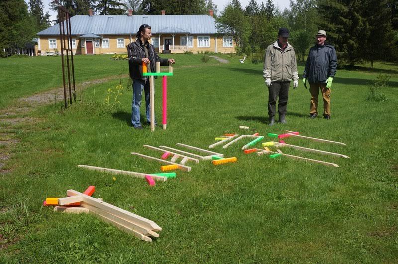 Владимир Зорин трудится над созданием своего «знакового» объекта в Мёхкё