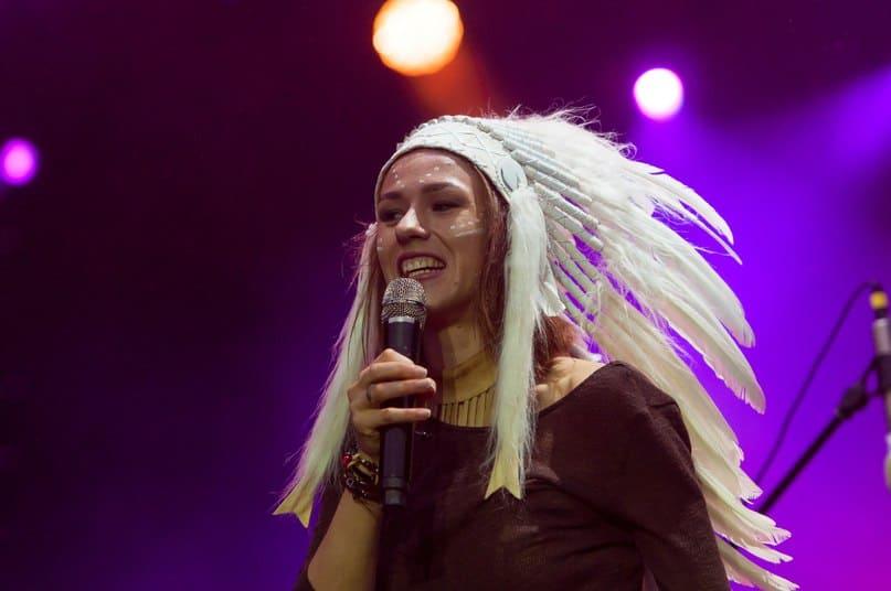 Екатерина Иванчикова, фото из группы nashfest_2015