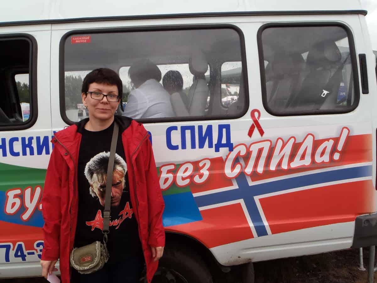Виктория Миронова, зам. главного врача «Центра СПИД»