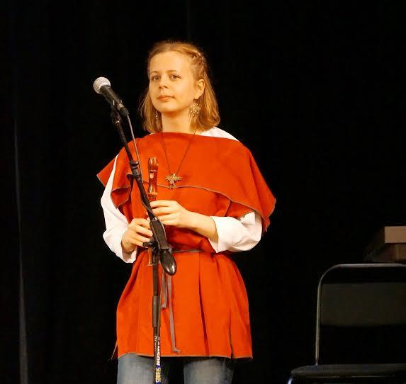Мария Сибелева