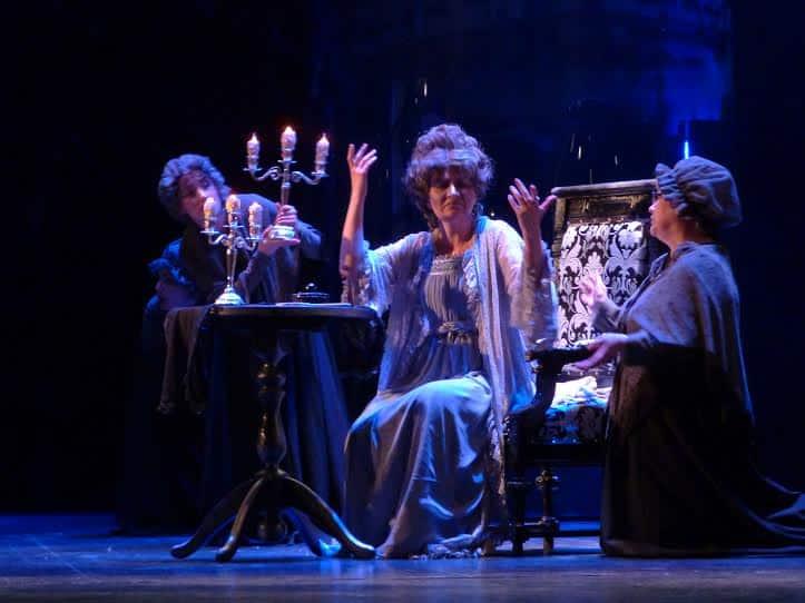 Пиковая дама. Фото Музыкального театра Карелии