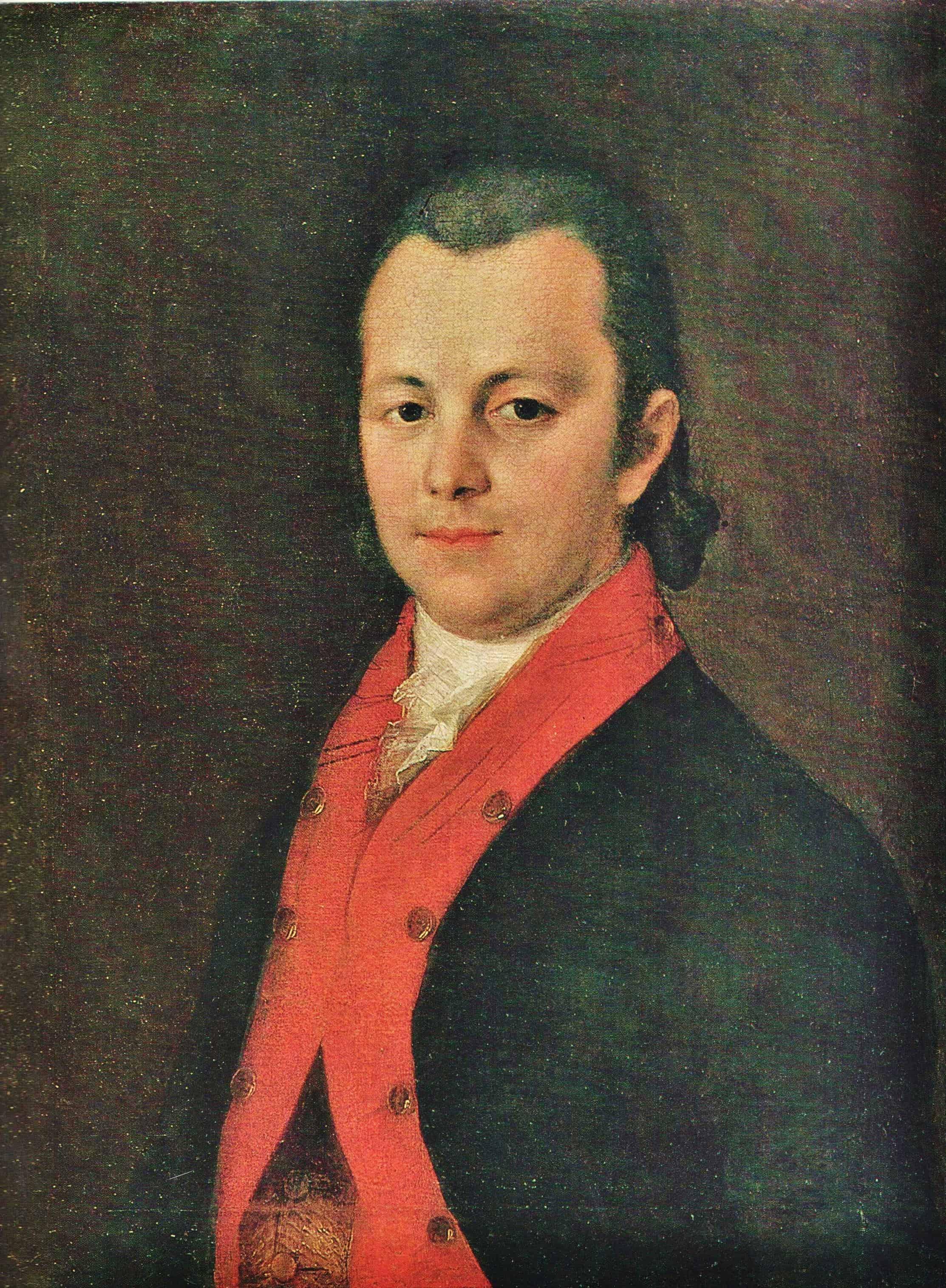 Пётр Лукич Михайлов