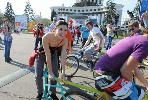 ВДНХ на колесах. Фото с сайта http://ppjournal.ru/