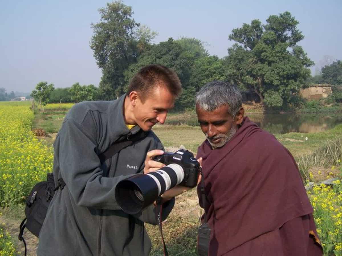 Хороший фотоаппарат – непременный атрибут путешественника-журналиста