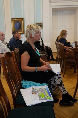 На семинаре визуальных искусств в Музее изобразительных искусств РК