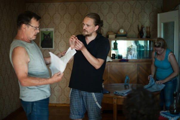 Владимир Мойковский (слева) и Дмитрий Могучев