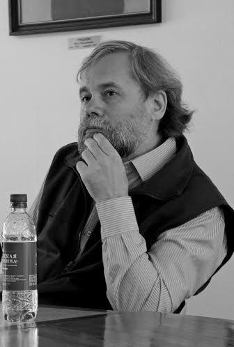 Сергей Носов. Фото Ирины Ларионовой