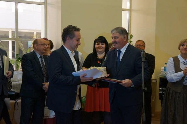 Поздравления от министра по делам национальностей Андрея Манина