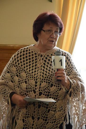 Галина Васильева, депутат, директор лицея №13
