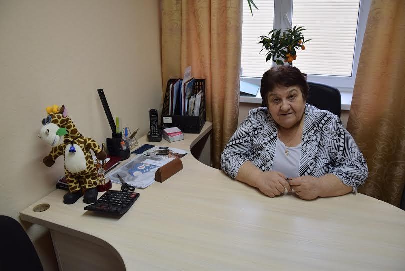 Галина Алексеевна Власова. Фото Марии Голубевой