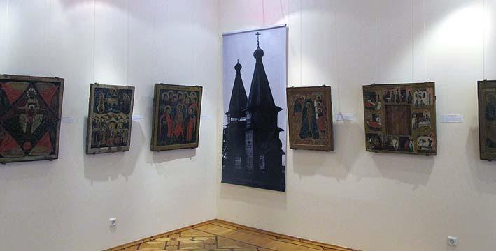 «Препростое художество» в Музее изобразительных искусств