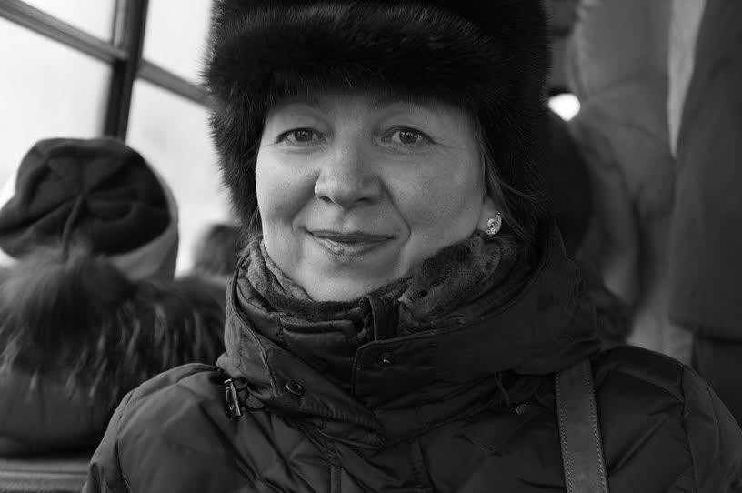 Ирина Колганова. Фото Ирины Ларионовой