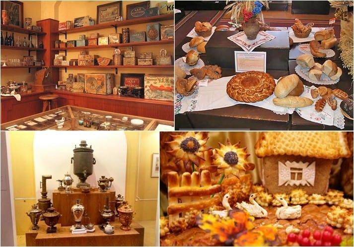 Искусствоведческая информация. Музей хлеба в Санкт-Петербурге