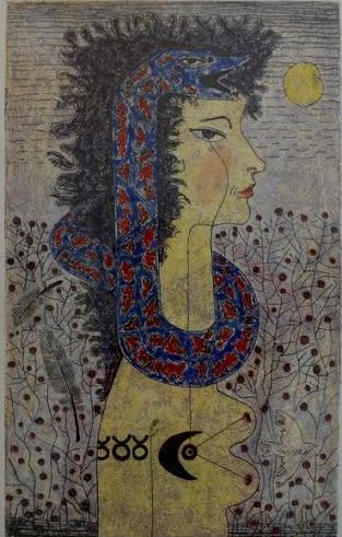 """Выставка """"Искушение"""" Аркадия Морозова"""