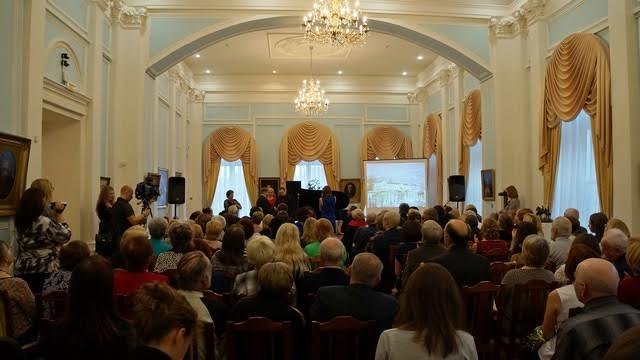 Музею изобразительных искусств Карелии - 55 лет. Фото Ирины Ларионовой