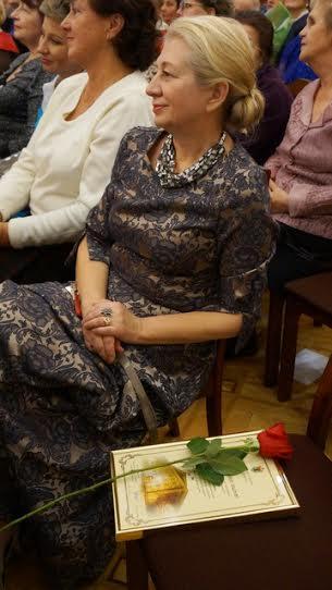 Заместитель директора музея Ирина Куспак