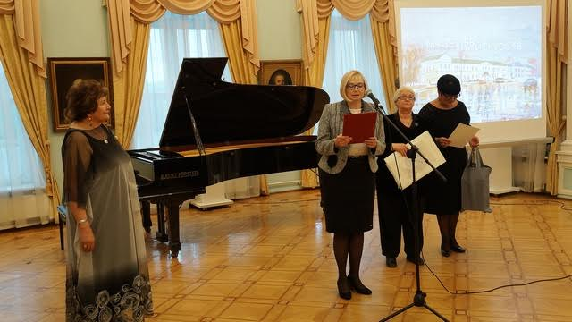 Высоко оценили деятельность музея ИЗО представители Русского музея, музея Поленова, Мурманского областного краеведческого музея