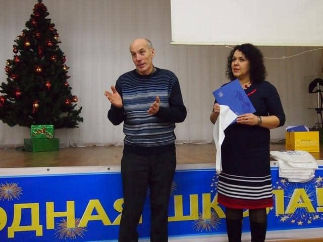 """Михаил Асессоров, председатель КРОО """"Марийцы Карелии"""""""