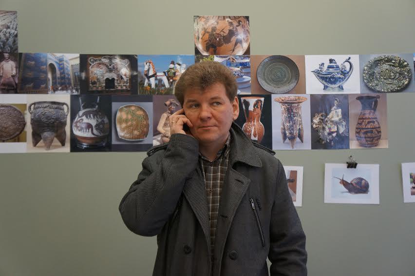 Александр Белоусов. Фото Ирины Ларионовой