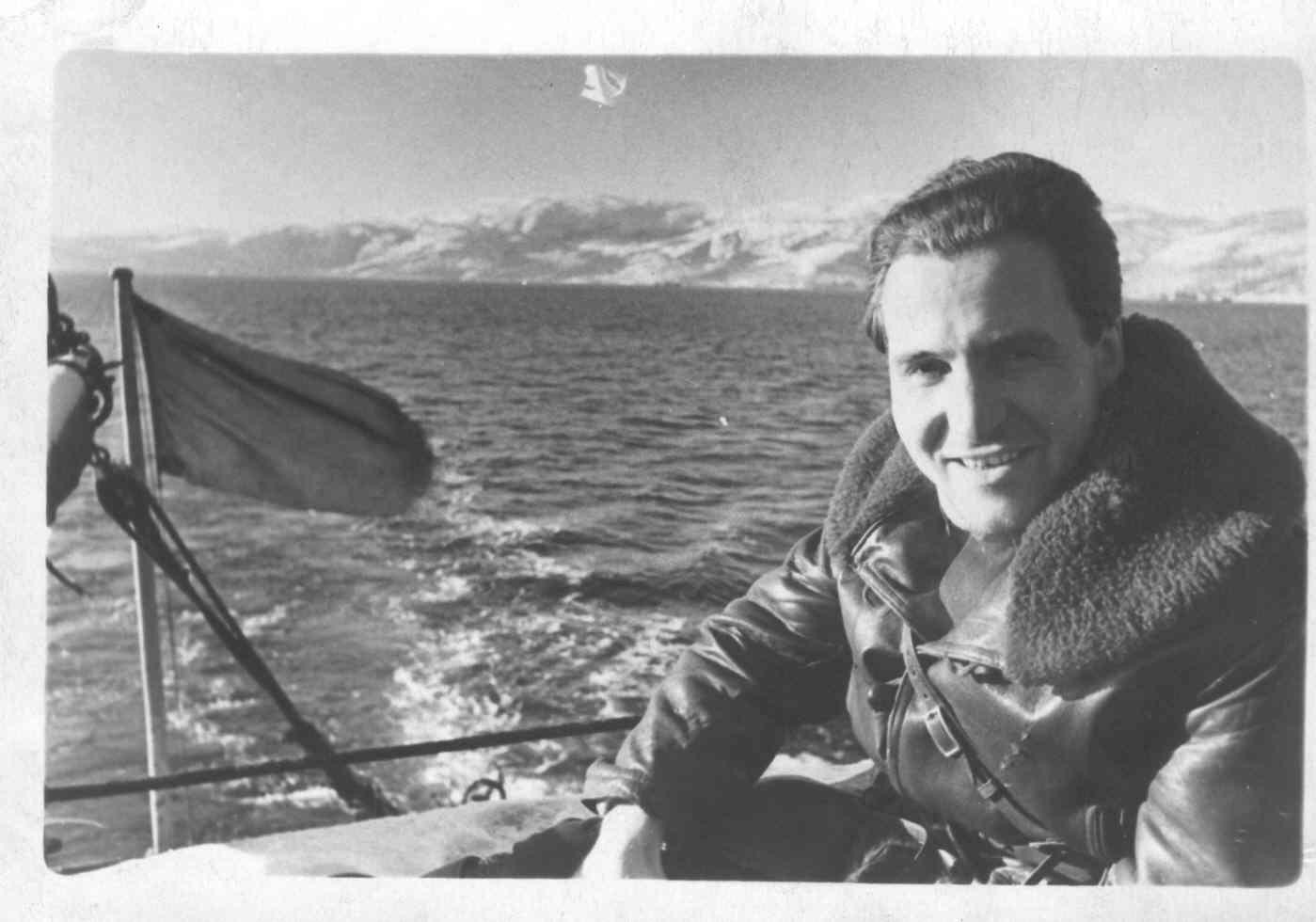 В Баренцевом море, 1941 год