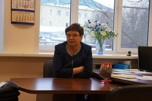 Директор техникума Ирина Борисовна Кувшинова