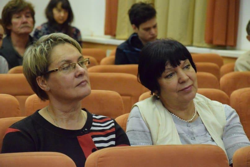Концерт в Петрозаводской консерватории. Фото Марии Голубевой