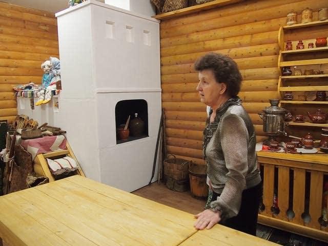 Заслуженный учитель России Валентина Романова