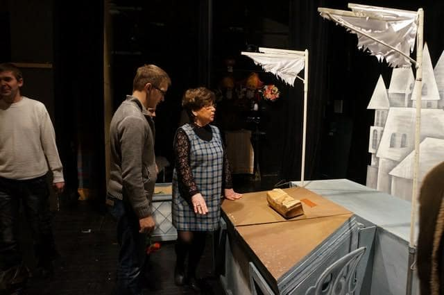 Театр кукол Карелии. Фото Ирины Ларионовой