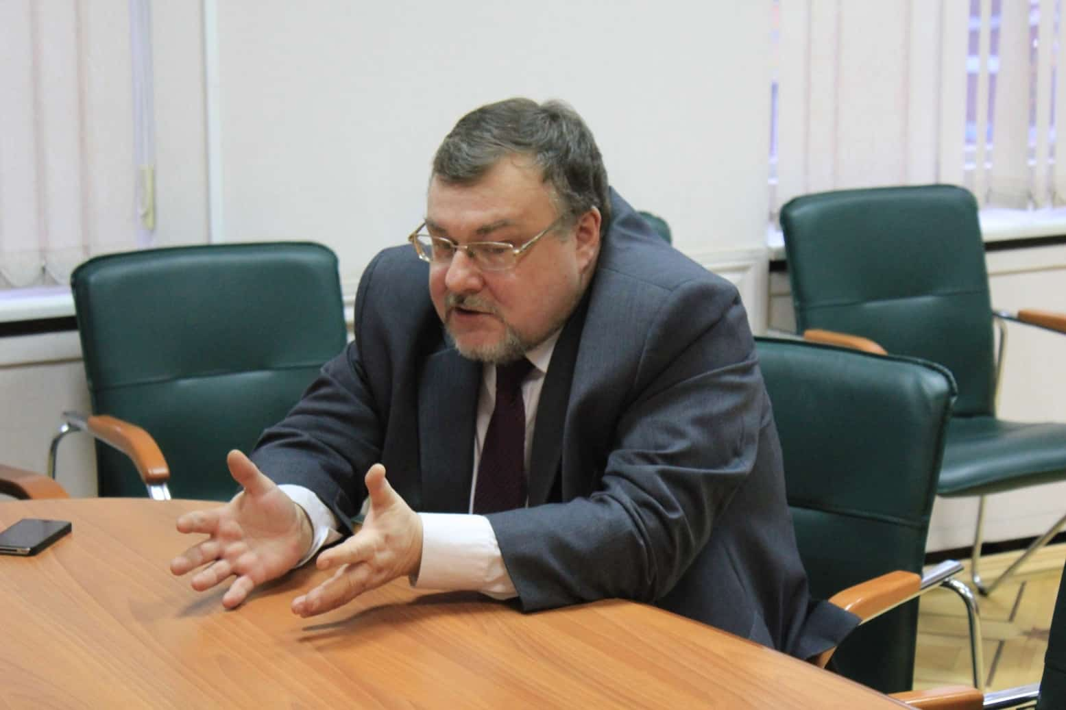 "Александр Морозов. Фото интернет-журнала ""Лицей"""