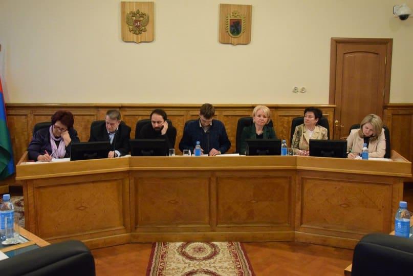 На заседании профильного комитета ЗС РК 20 января. Фото Марии Голубевой