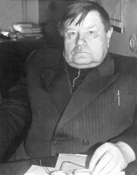 Алексей Степанович Жербин
