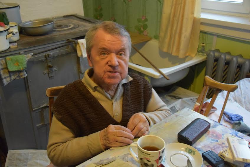 Арсений Васильевич Анисимов. Фото Марии Голубевой