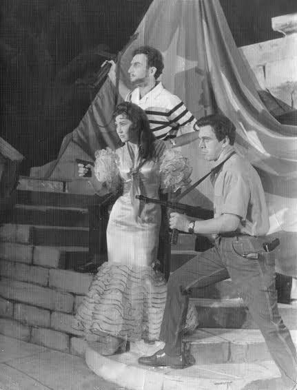 Первая самостоятельная постановка Дмитрия Утикеева – опера К. Листова «Дочь Кубы»