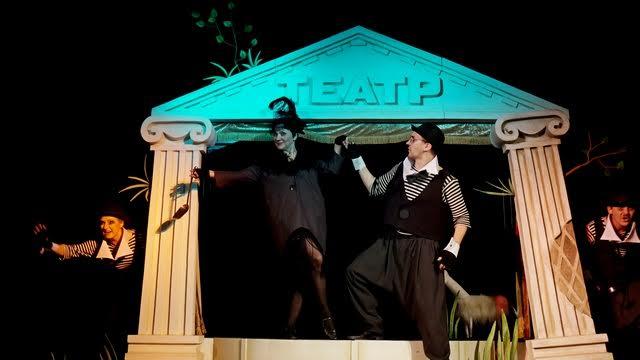 """""""Федорино горе"""" в Театре кукол Карелии. Фото Ирины Ларионовой"""