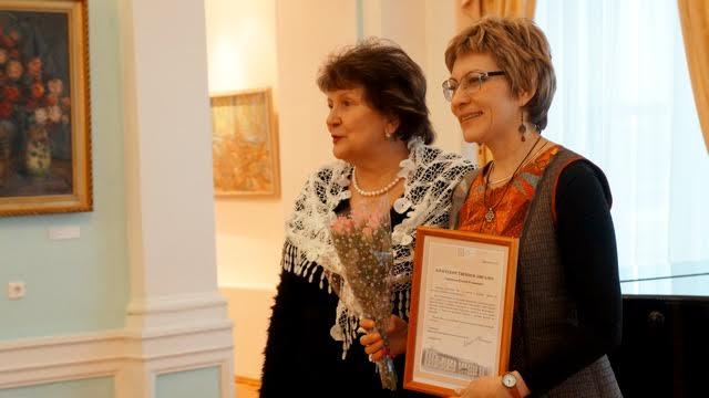 Ксения Дмитриева была очарована Петрозаводском и приемом горожан
