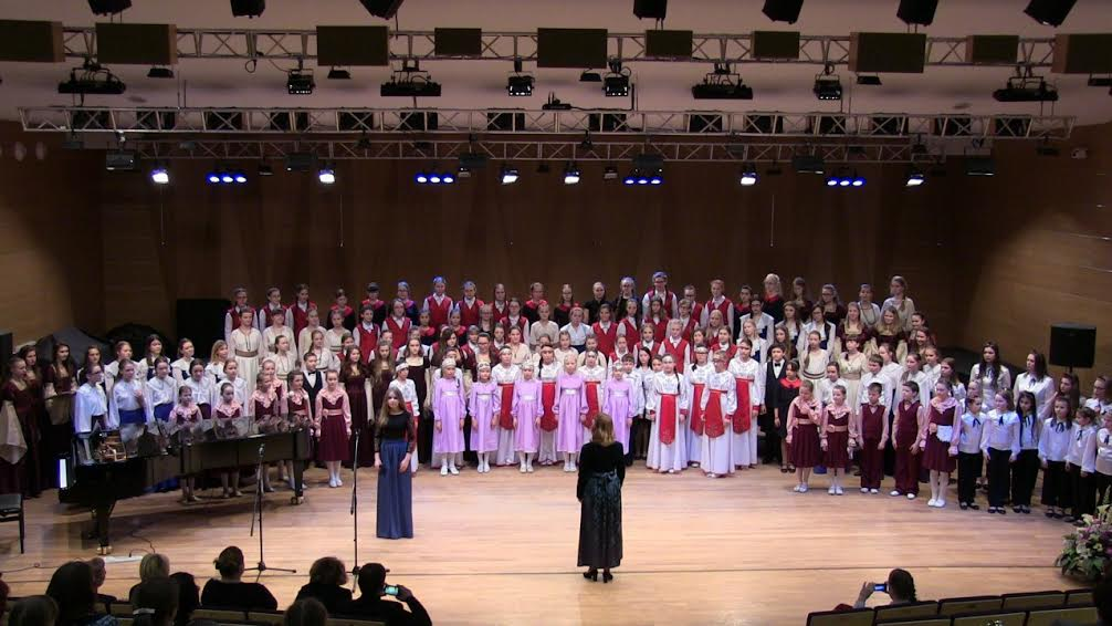 Сводный хор ассамблеи