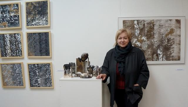 Ольга Логинова (Череповец) у своих произведений