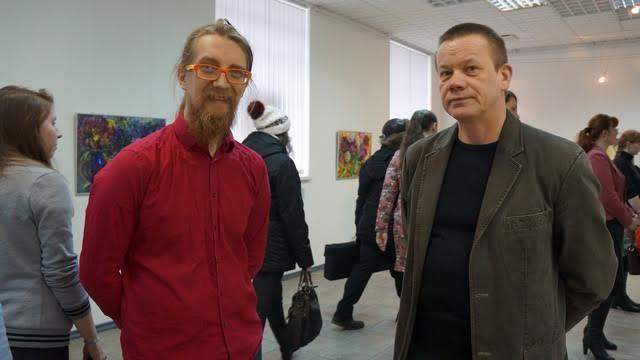 Игорь Фролов (Санкт-Петербург) и Владимир Зорин (Петрозаводск)