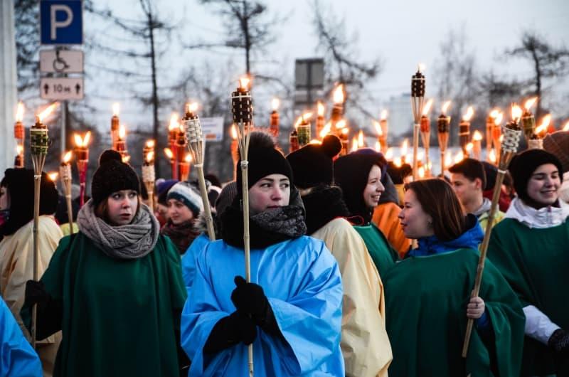Ксения Рожкова. Гиперборейское шествие