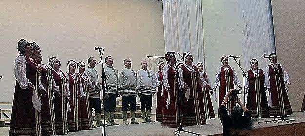 Хор «Русская песня» из Сортавалы