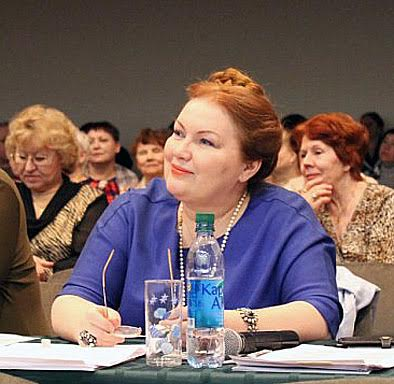 Председатель жюри заслуженная артистка России Татьяна Петрова