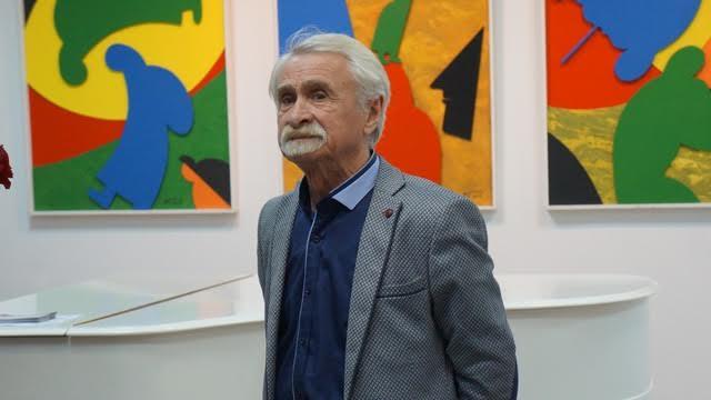 Давид Плаксин. Фото Ирины Ларионовой