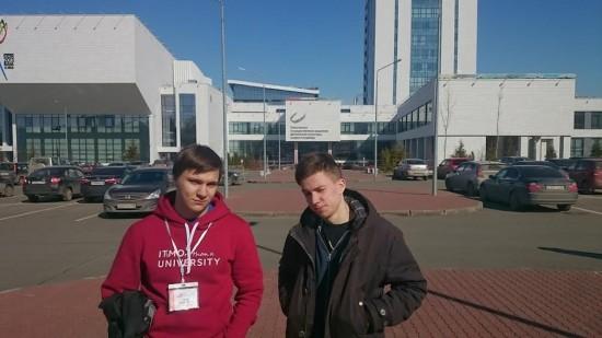 Ученик Университетского лицея Валентин Бучнев стал призёром Всероссийской олимпиады по информатике