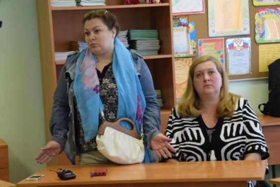 """Ксения Нифантова (слева): """"Понадобилась неделя, чтобы дети поправились"""""""