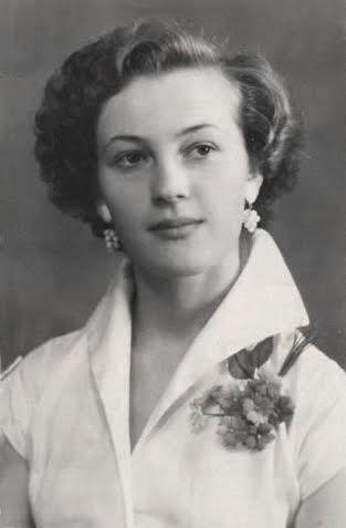 Елена Николаева. Петрозаводск. 15 мая 1958 года. Фото НА РК