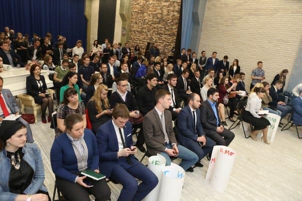 Руководители органов студенческого самоуправления