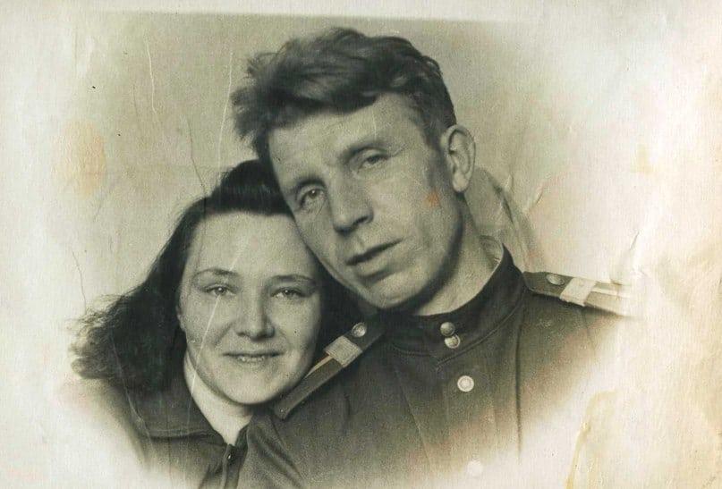 Валентина и Иван Калачёвы