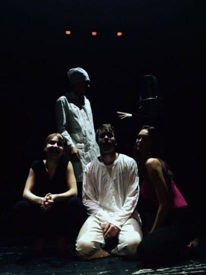 """""""Колесо Коломбины"""". Фото Национального театра РК"""