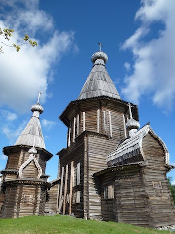 Успенский собор в Кеми