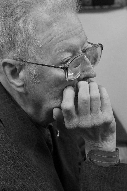 Александр Валентик. Фото Ирины Ларионовой